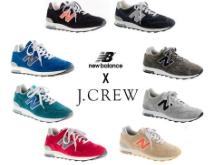 newbalance x J.CREW 1400