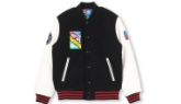 PADDED VARSITY JACKET